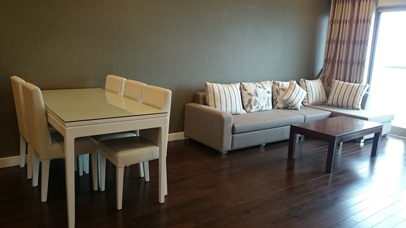 Lancaster 2 bedroom apartment rental in Ba Dinh district, Ha Noi.