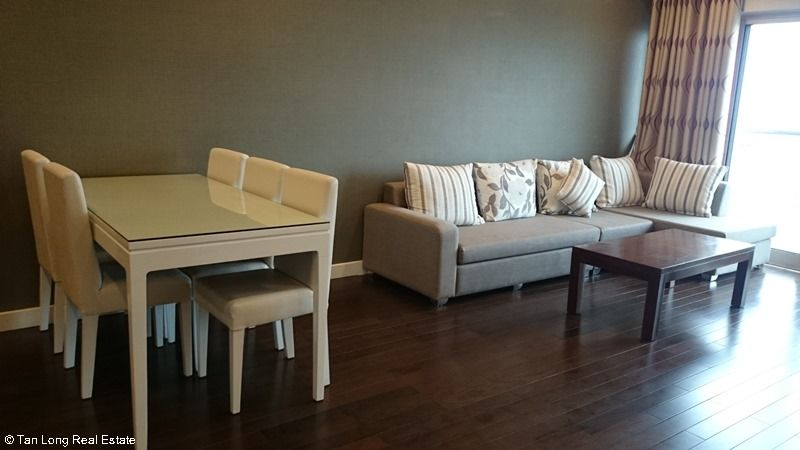 Lancaster 3 bedroom apartment rental in Ba Dinh district, Ha Noi. 1