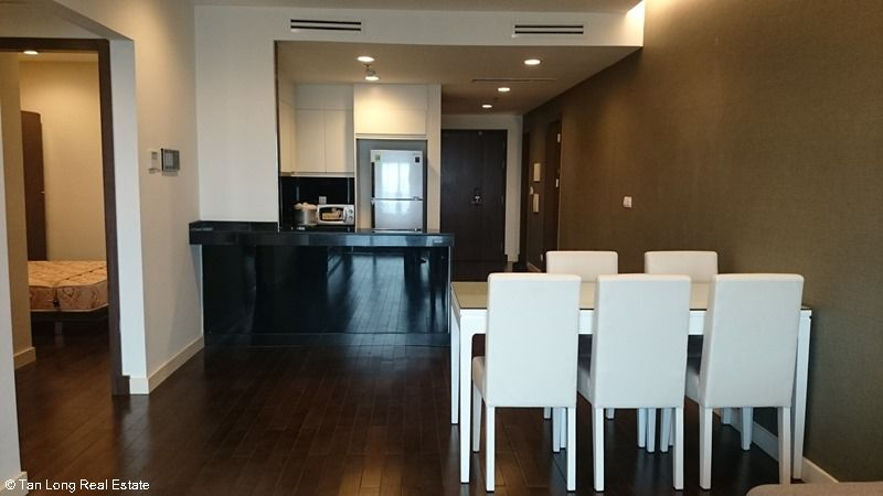 Lancaster 3 bedroom apartment rental in Ba Dinh district, Ha Noi. 2