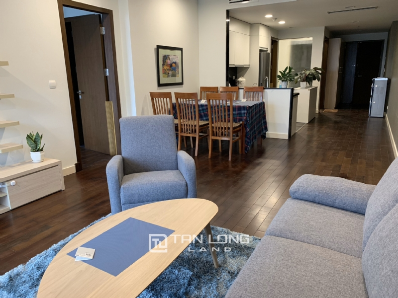 Lancaster Hanoi 3 bedroom apartment, modern furnishings for rent 1