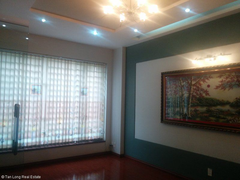 Lane-front 5 storey house for rent in Hoang Ngan, Thanh Xuan, Hanoi 4