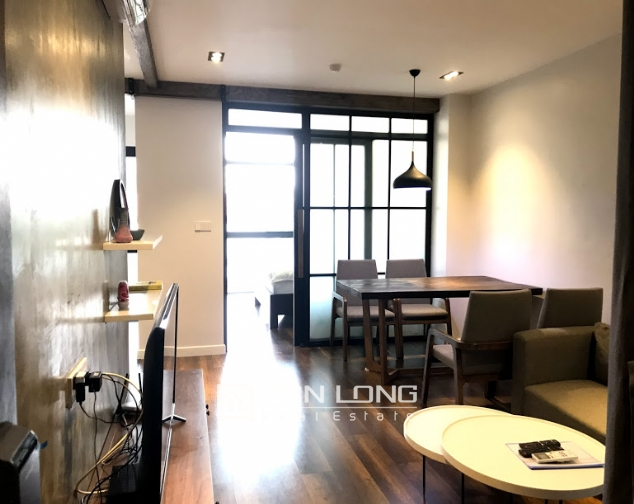 Large 1 bedroom apartment for rent on Lane 12, Dang Thai Mai street, Tay Ho 1