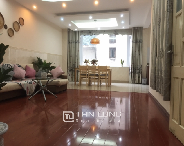 Large 2 bedroom apartment for rent in Lane 34, Au Co street 2