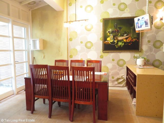 Large and beautifull house rental in Ciputra, Tay Ho dist, Hanoi. 2