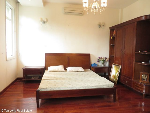 Large and beautifull house rental in Ciputra, Tay Ho dist, Hanoi. 1