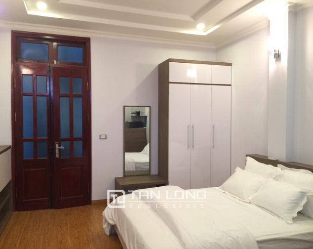 Leasing studio serviced apartment in Nguyen Thi Dinh, Cau Giay, Hanoi 1