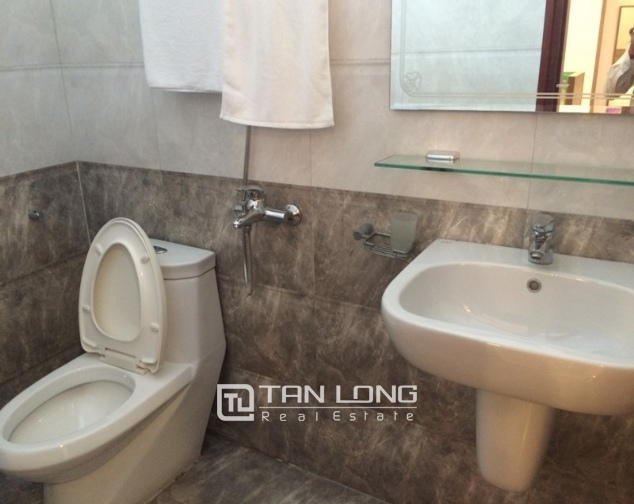 Leasing studio serviced apartment in Nguyen Thi Dinh, Cau Giay, Hanoi 3