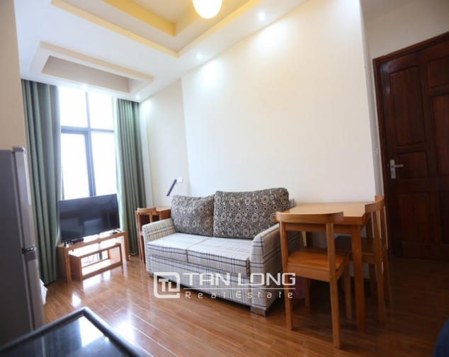 Leasing  stylish studio serviced apartment in Duy Tan, Cau Giay 1