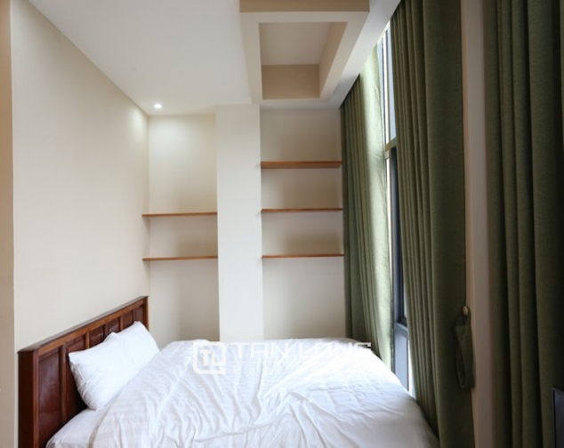 Leasing  stylish studio serviced apartment in Duy Tan, Cau Giay 3