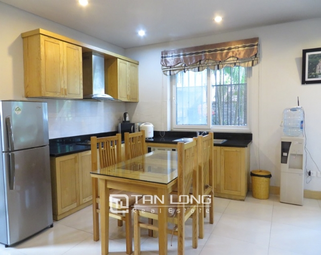 Lovely 1 bedroom serviced apartment for rent in Quan Hoa, Cau Giay district 2