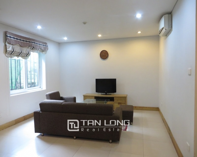 Lovely 1 bedroom serviced apartment for rent in Quan Hoa, Cau Giay district 3