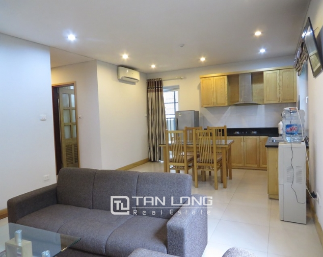 Lovely 1 bedroom serviced apartment for rent in Quan Hoa, Cau Giay district 4