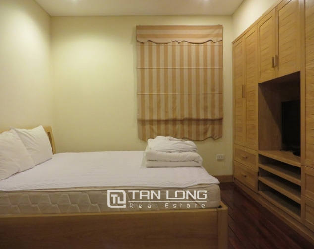 Lovely 1 bedroom serviced apartment for rent in Quan Hoa, Cau Giay district 7