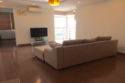 Lovely and reasonable 3 bedroom apartment for rent in E5 tower Ciputra urban area