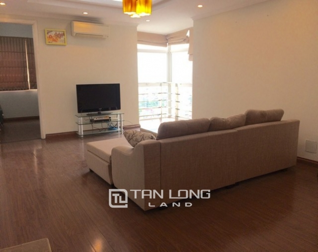 Lovely and reasonable 3 bedroom apartment for rent in E5 tower Ciputra urban area 1
