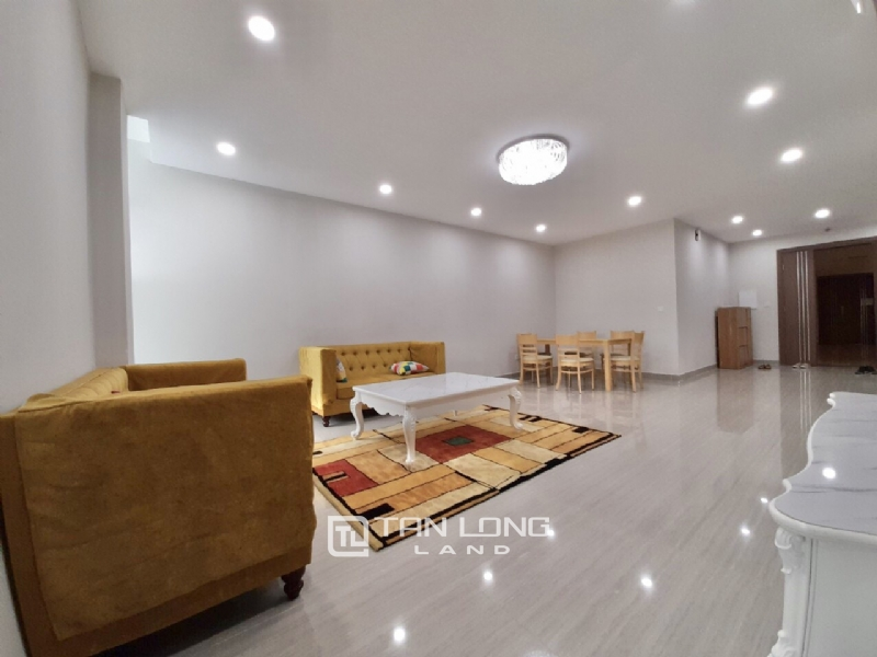 Lovely furnished 3 bedroom apartment for rent in L3 The Link Ciputra Tay Ho district 1
