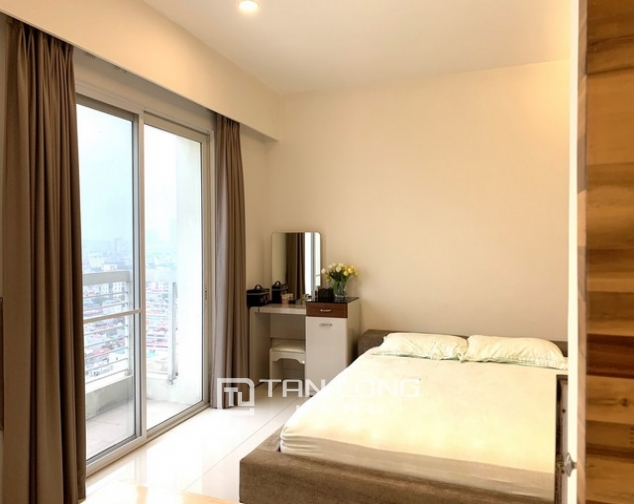 Lovely renovated 3 bedroom apartment for rent in E tower Ciputra 7