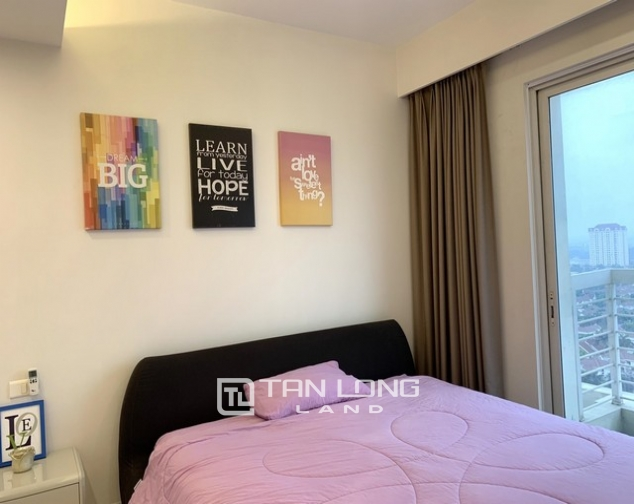Lovely renovated 3 bedroom apartment for rent in E tower Ciputra 9