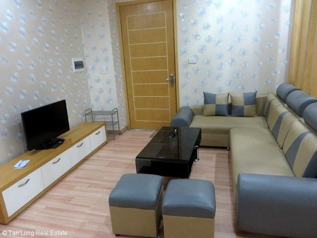 Lovely studio apartment for rent in Ngoc Lam, Long Bien, Hanoi 1