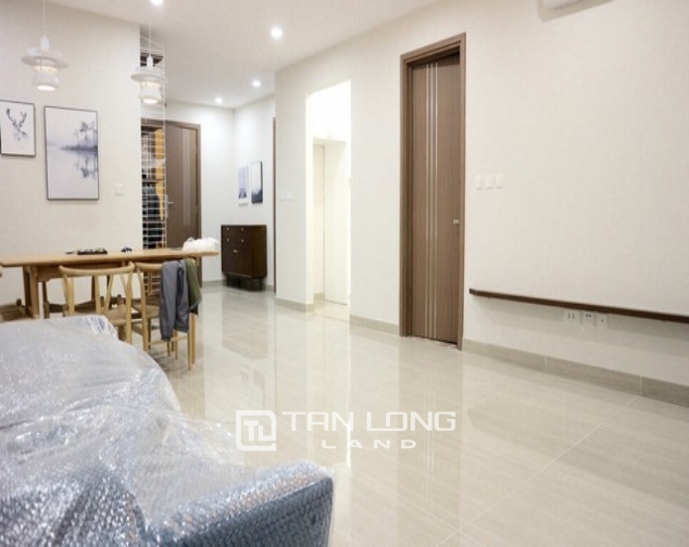 Luminously furnished 3 bedroom apartment for rent in L3 The Link Ciputra 2