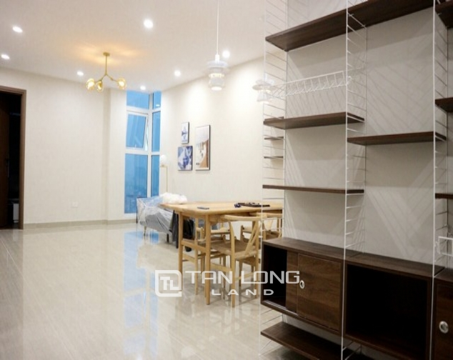 Luminously furnished 3 bedroom apartment for rent in L3 The Link Ciputra 3