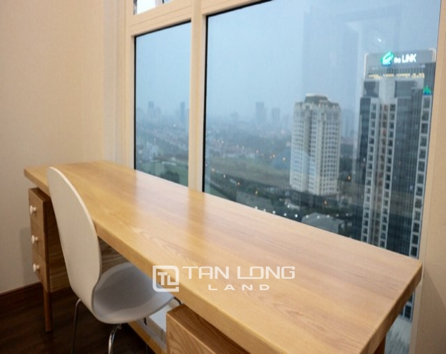 Luminously furnished 3 bedroom apartment for rent in L3 The Link Ciputra 6