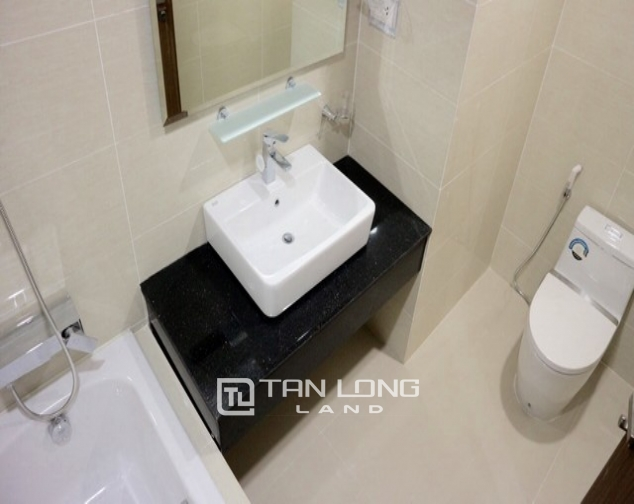 Luminously furnished 3 bedroom apartment for rent in L3 The Link Ciputra 8