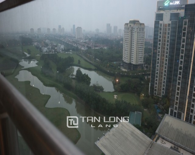 Luminously furnished 3 bedroom apartment for rent in L3 The Link Ciputra 9