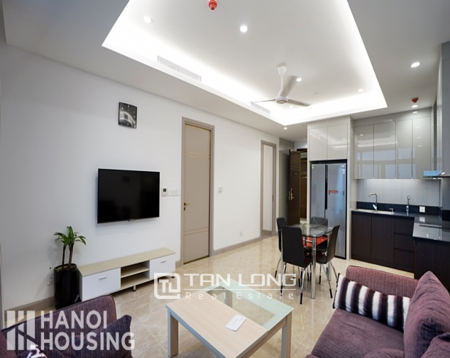 Luxurious 2 bedroom apartment for rent ịn Sun Grand City 1