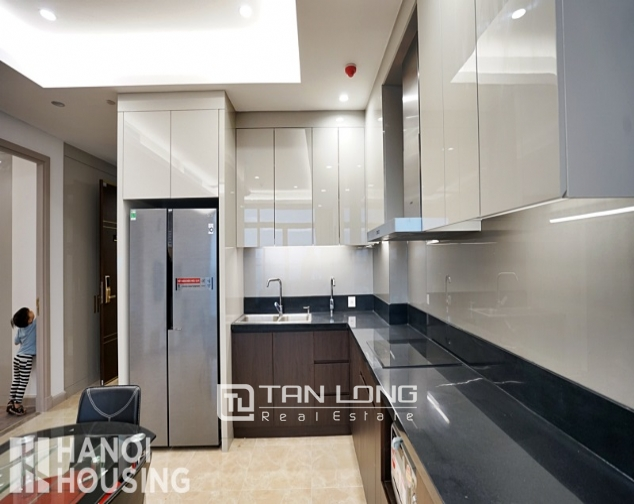 Luxurious 2 bedroom apartment for rent ịn Sun Grand City 2