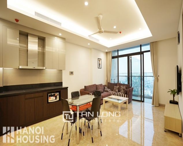 Luxurious 2 bedroom apartment for rent ịn Sun Grand City 3
