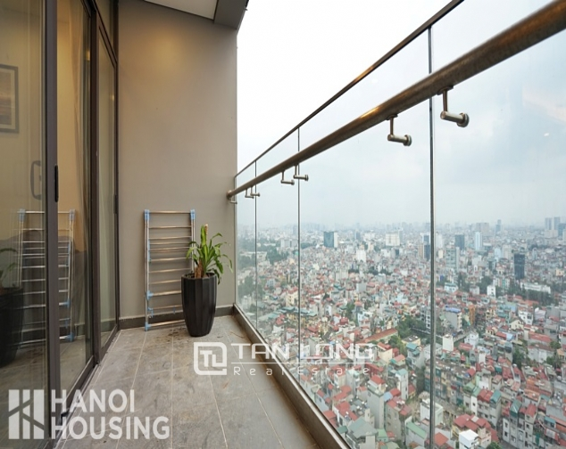 Luxurious 2 bedroom apartment for rent ịn Sun Grand City 4