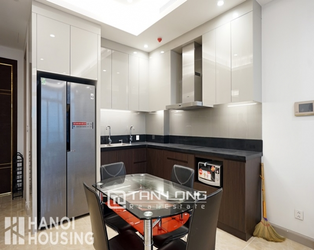Luxurious 2 bedroom apartment for rent ịn Sun Grand City 6