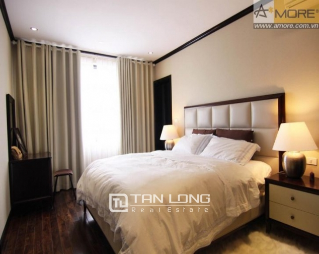 Luxurious apartment with large balcony in Platinum Residences, Nguyen Cong Hoan, Ba Dinh district for rent 3