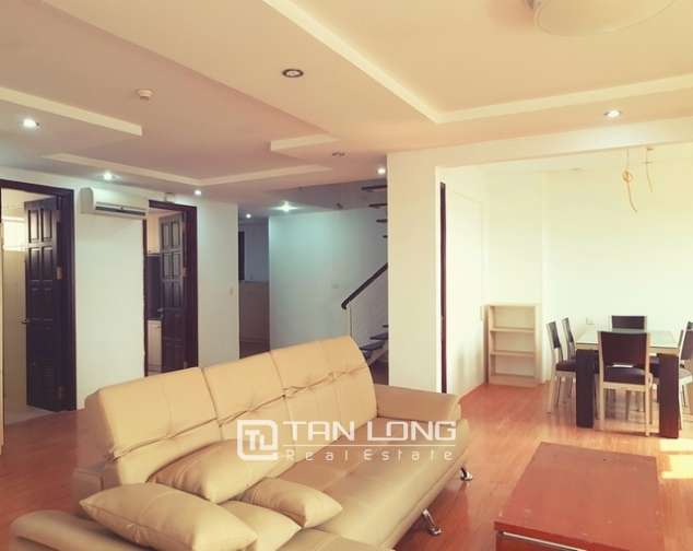 Luxurious penthouse for rent at Ciputra, Tay Ho distr., Hanoi 2