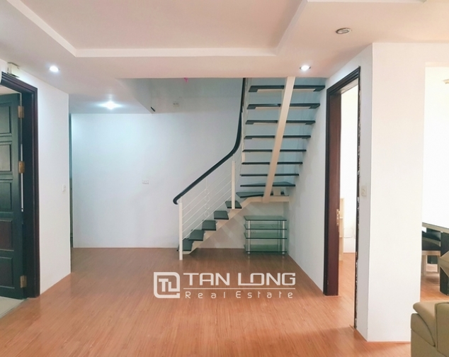 Luxurious penthouse for rent at Ciputra, Tay Ho distr., Hanoi 10