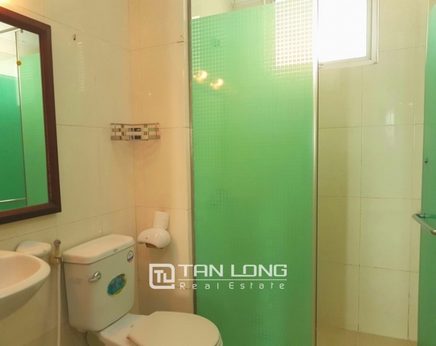 Luxurious penthouse for rent at Ciputra, Tay Ho distr., Hanoi 9