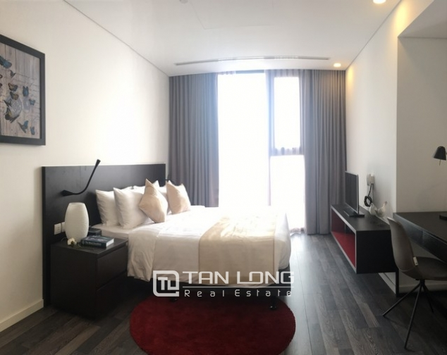 Luxurious serviced apartment for rent at Somerset West Point Hanoi Tay Ho area. 6