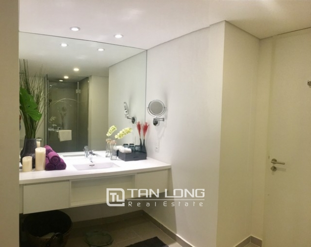 Luxurious serviced apartment for rent at Somerset West Point Hanoi Tay Ho area. 9