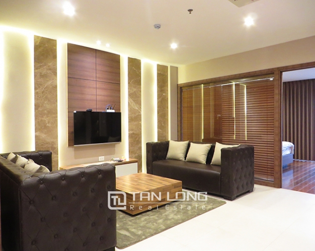 Luxurious serviced apartment for rent in Yet Kieu, Hoan Kiem district 1
