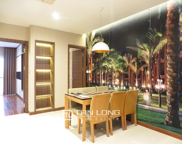 Luxurious serviced apartment for rent in Yet Kieu, Hoan Kiem district 2