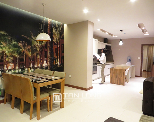 Luxurious serviced apartment for rent in Yet Kieu, Hoan Kiem district 4