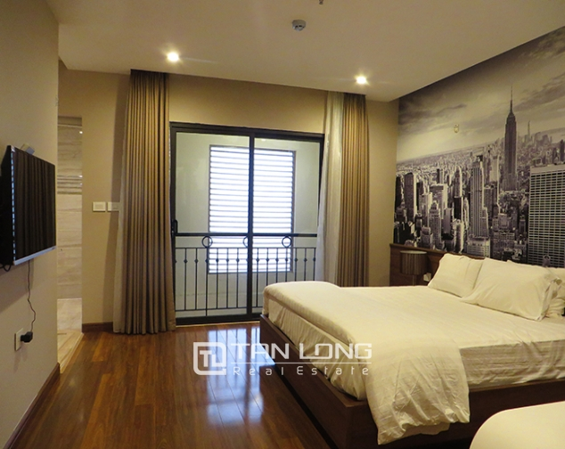 Luxurious serviced apartment for rent in Yet Kieu, Hoan Kiem district 6