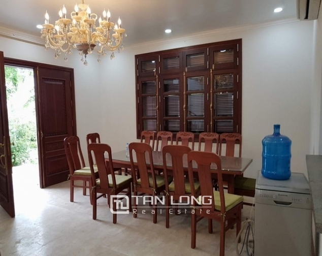 Luxurious villa for rent at Ciputra, Tay Ho distr., Hanoi 2