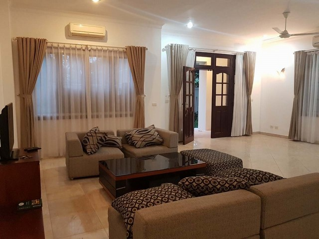 Luxurious villa for rent in C7 Ciputra, Tay Ho district for rent