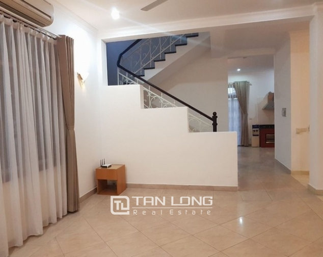 Luxurious villa for rent in C7 Ciputra, Tay Ho district for rent 3