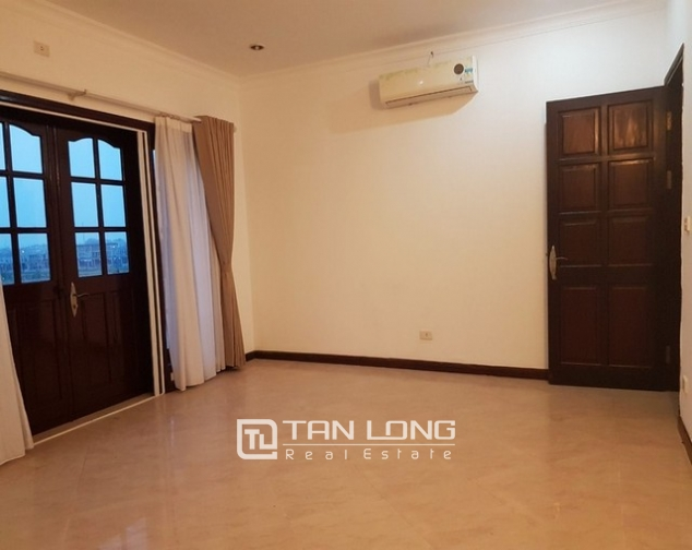 Luxurious villa for rent in C7 Ciputra, Tay Ho district for rent 5