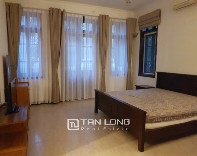 Luxurious villa for rent in C7 Ciputra, Tay Ho district for rent 6
