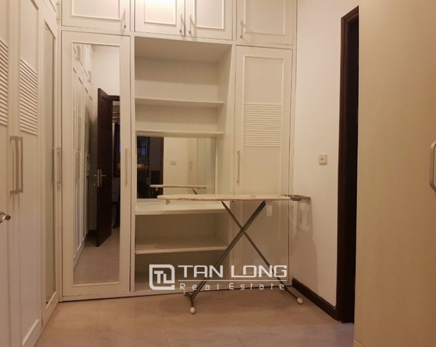 Luxurious villa for rent in C7 Ciputra, Tay Ho district for rent 9