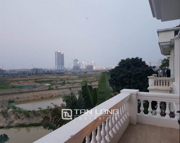 Luxurious villa for rent in C7 Ciputra, Tay Ho district for rent 2